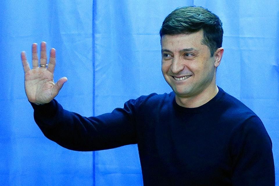 Около 60% украинцев высказались против выдвижения Зеленского на второй срок