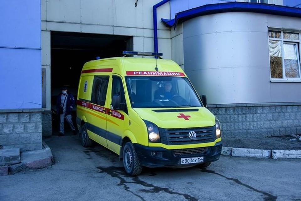 Неделю жизнь новосибирца поддерживал аппарат ИВЛ.