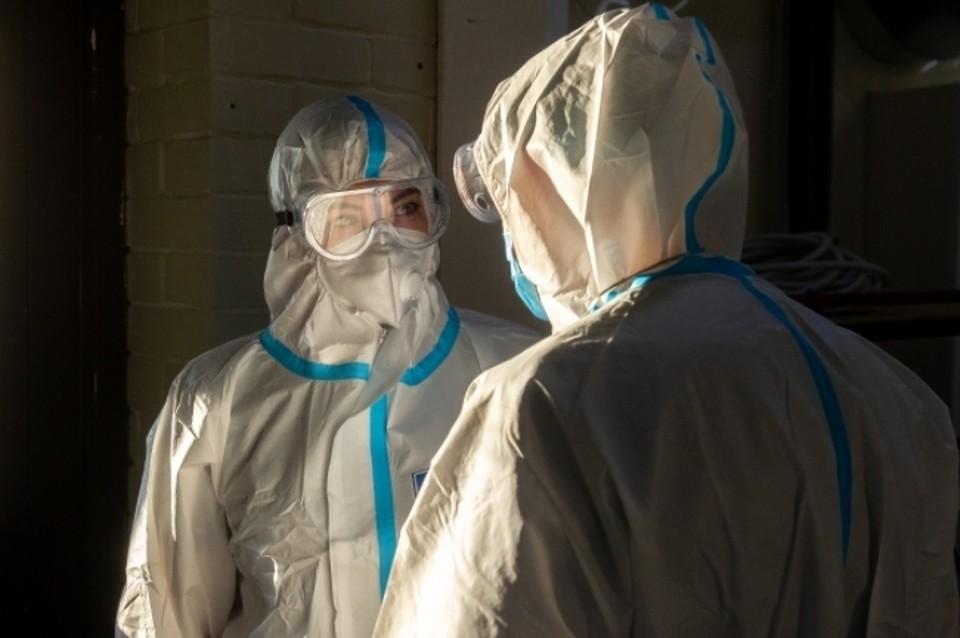 Впервые с 5 сентября в Кузбассе никто не умер от коронавируса