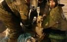 «Боялись, что в колодце кипяток»: Омские пожарные спасли собаку, провалившуюся в открытый люк