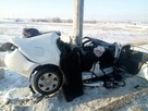 «Угнал машину друга, пока тот спал»: под Самарой погиб 20-летний парень, влетевший в столб на чужой «Шкоде»