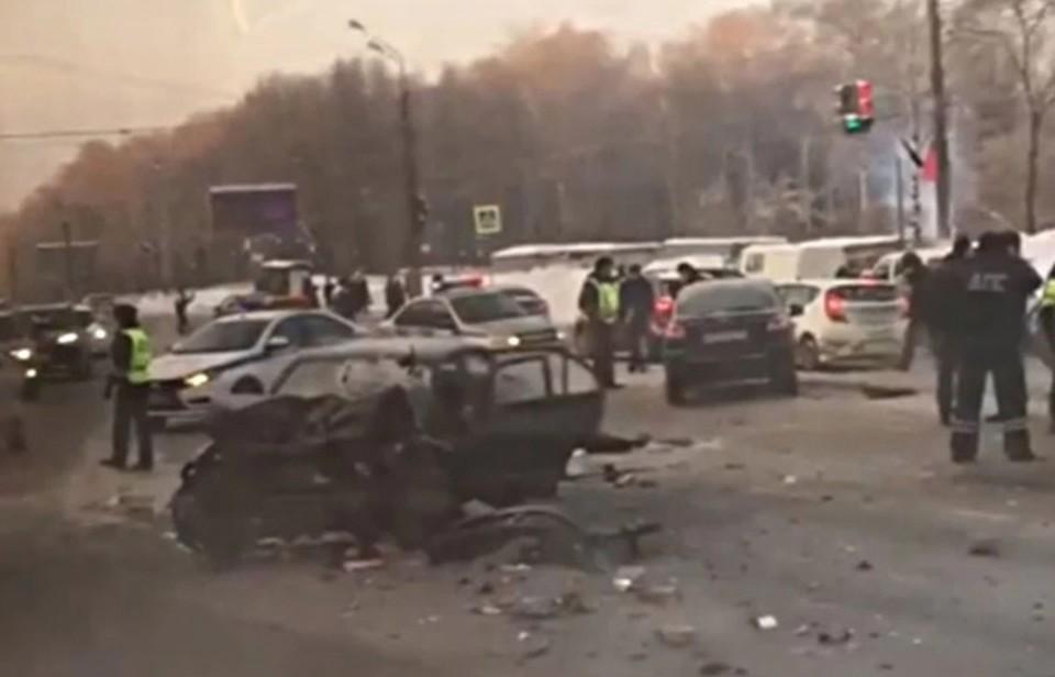 Что произошло после смертельной аварии на проспекте Гагарина в Нижнем Новгороде.