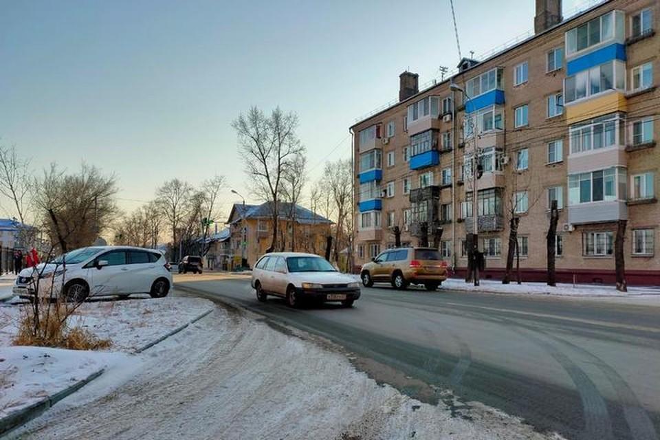 Мальчик, потерявшийся в Хабаровске в районе Военно-морского лицея найден живым