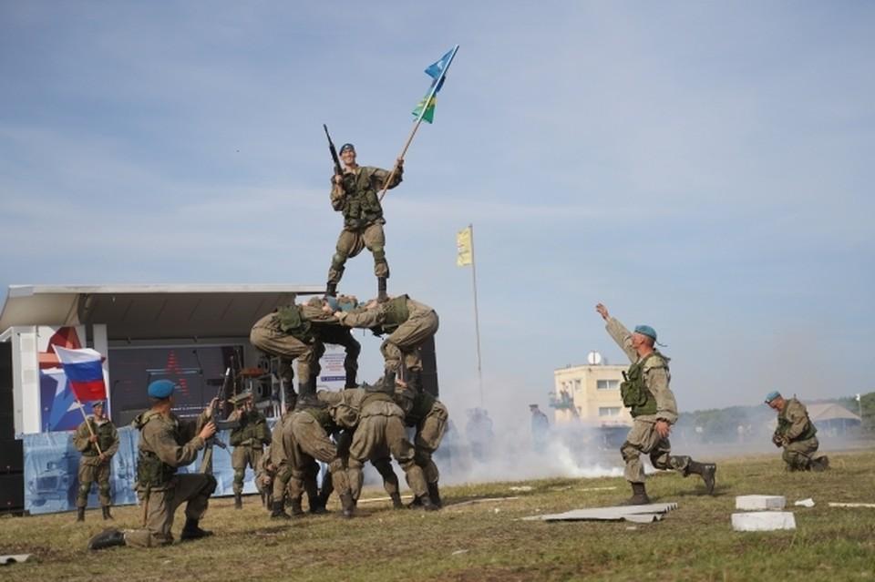 Десантные учения пройдут и на полигоне «Дубровичи» в Рязанской области