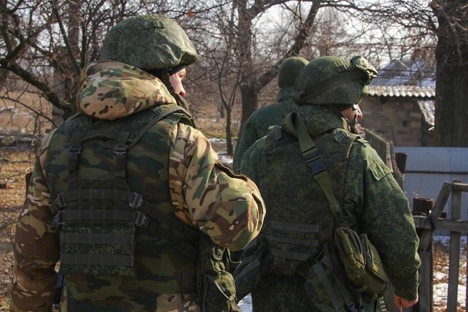 Из - за обстрелов ВСУ особенно неспокойно на северном и южном направлениях ДНР