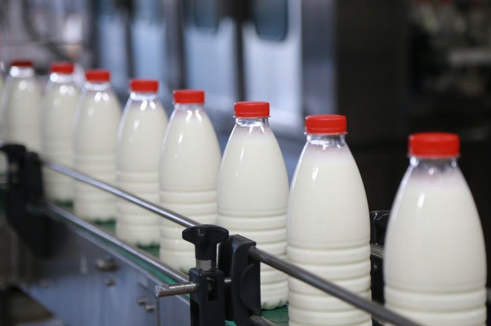 Линия по производству молока, укрепляющего иммунитет.