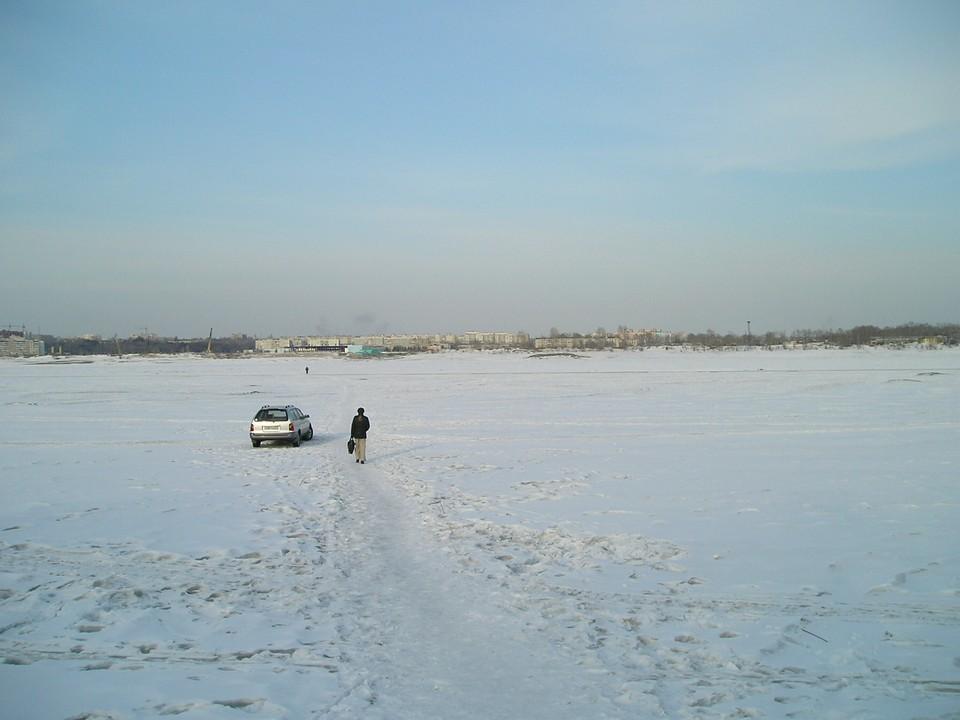 Из-за потепления выход на лед может быть опасным