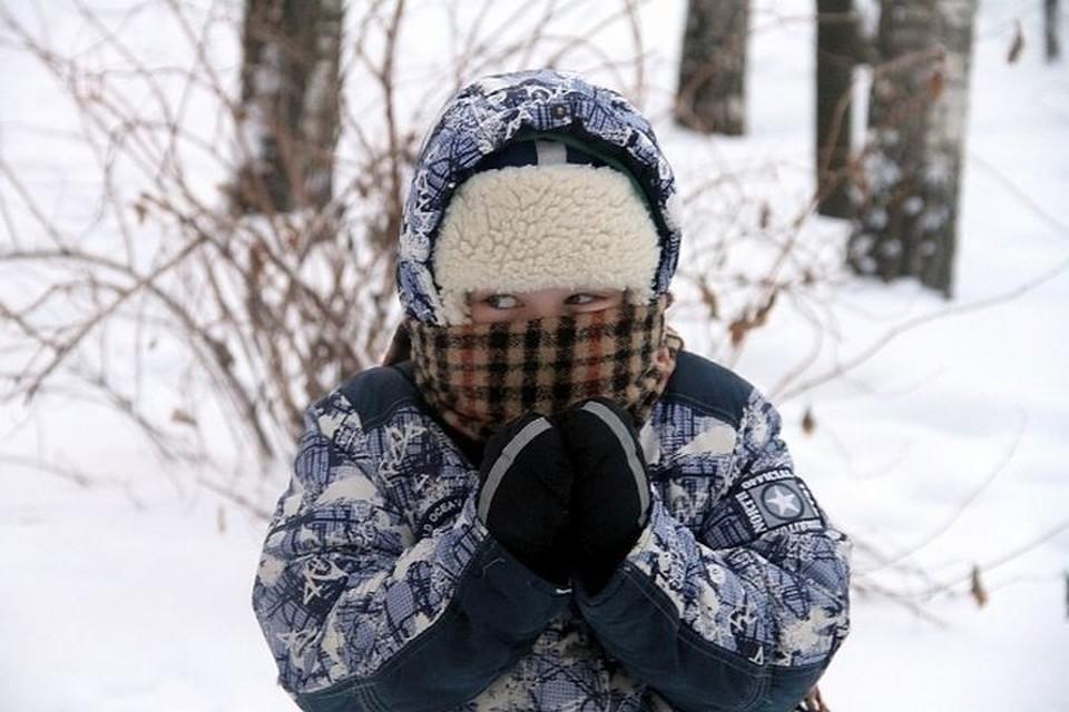 Кузбасские синоптики предупреждают о похолодании 23 февраля до -34 градусов