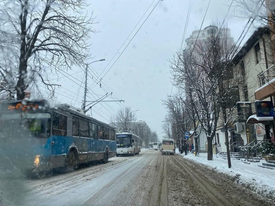 На Кубани снова будет морозно