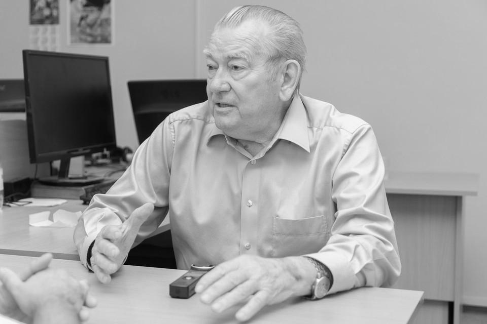 Анатолию Белитченко было 83 года (Фото: novostipmr.com).