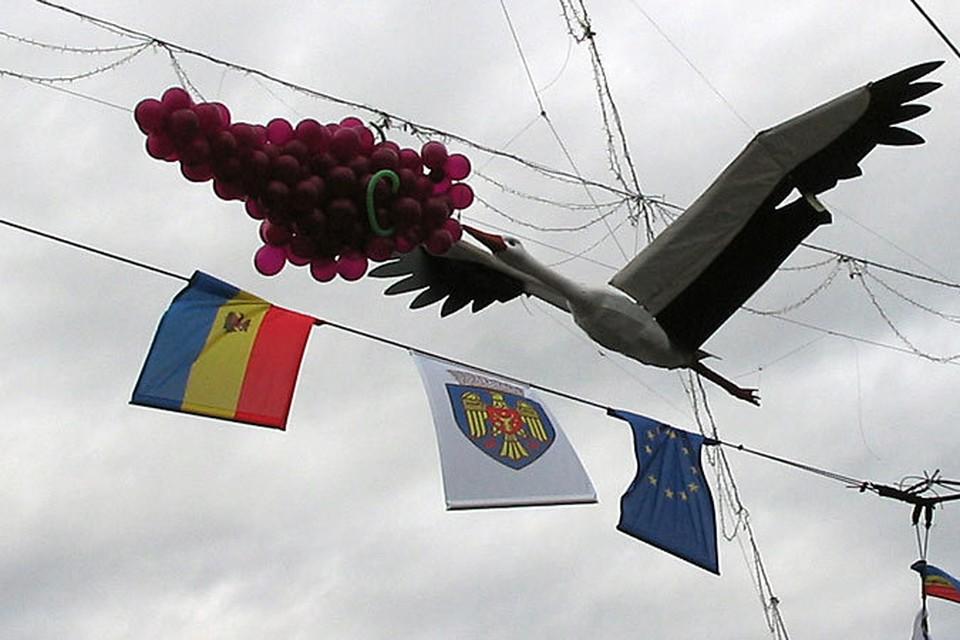 Молдова очень популярна у российских путешественников.