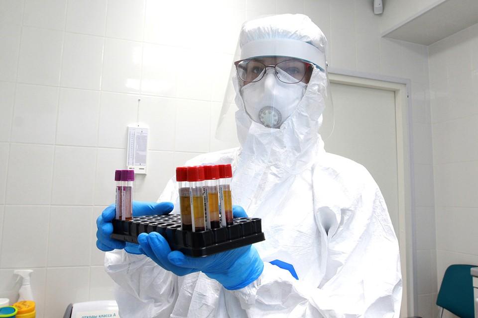 В Иркутске и Ангарске зафиксировано больше всего заболевших коронавирусом за сутки