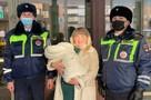 Иркутские полицейские доставили роженицу в роддом с мигалками