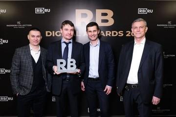 Группа НЛМК – победитель Rusbase Digital Awards 2021
