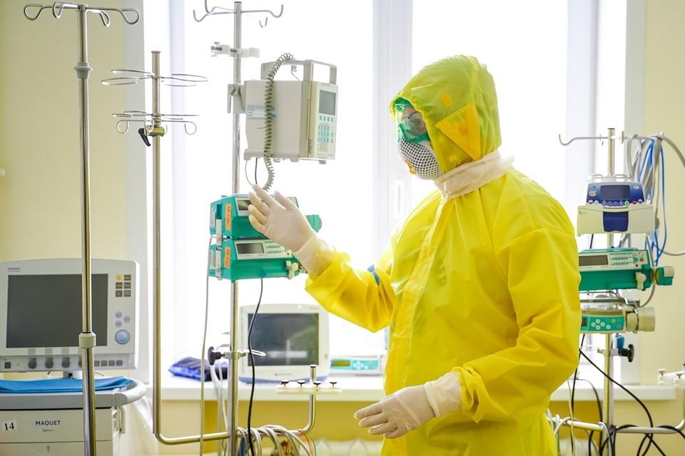 Специалист рассказывает об эффективности препаратов, которые назначают для лечения COVID-19