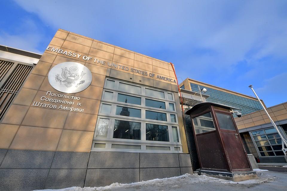 Бухгалтер отсудила у посольства США почти семь миллионов рублей
