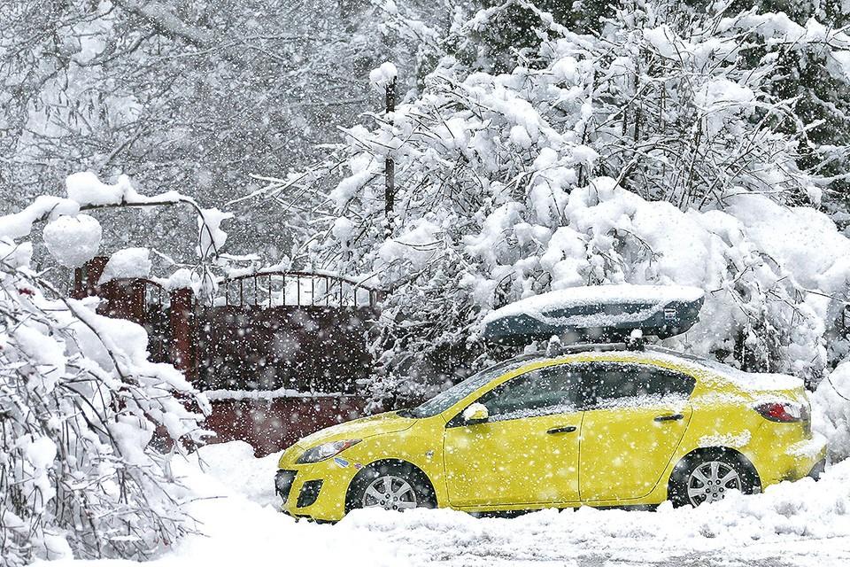 Россию накрыла непогода: Как сэкономить на такси, когда на улице снегопад и аномальные морозы