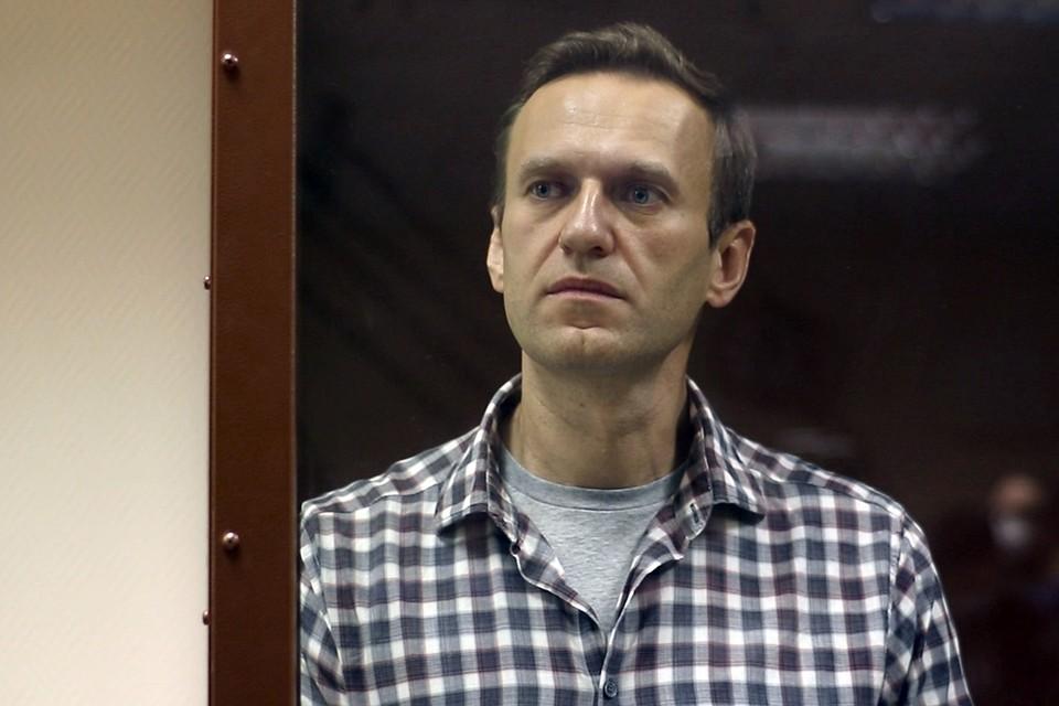 """Алексея Навального этапировали из СИЗО-1 """"Матросская Тишина"""""""