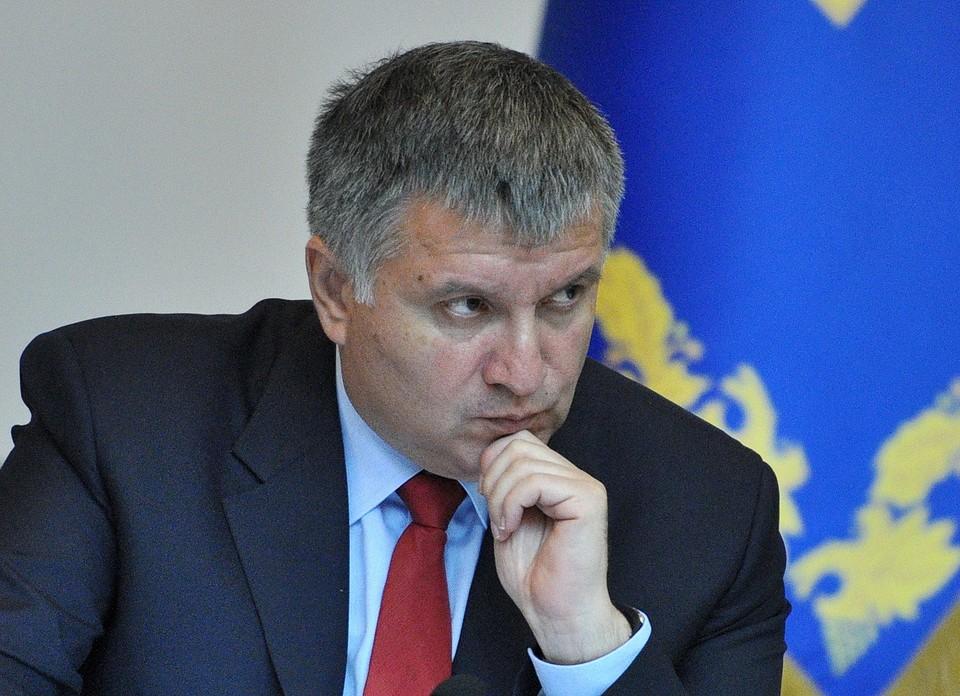 Министр внутренних дел Украины Арсен Аваков решил, что русский язык принадлежит Украине.