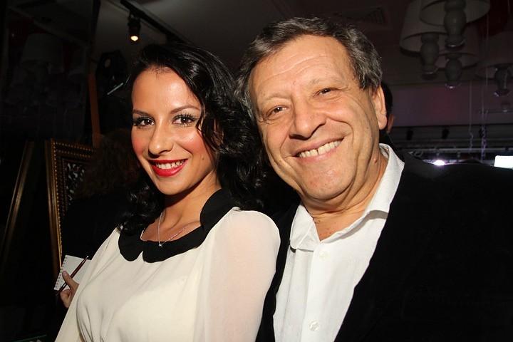 Борис и Анна Грачевские развелись в мае 2014 года
