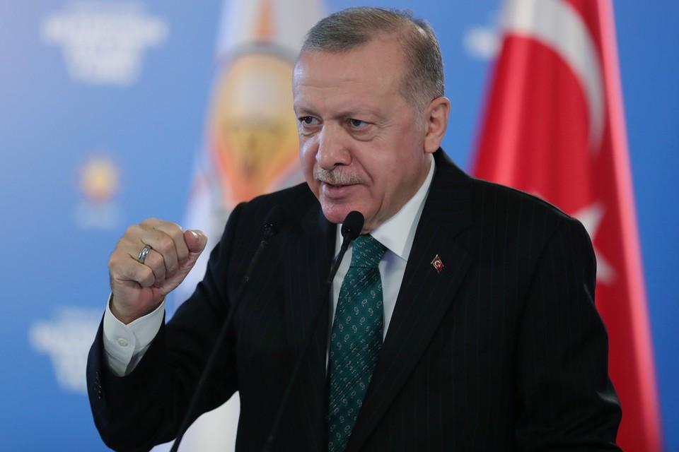 Эрдоган заявил, что граждане Турции должны иметь право на свободу слова и собраний, а также на честное судебное разбирательство