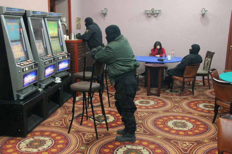 В Ярославле ликвидировали игровой клуб