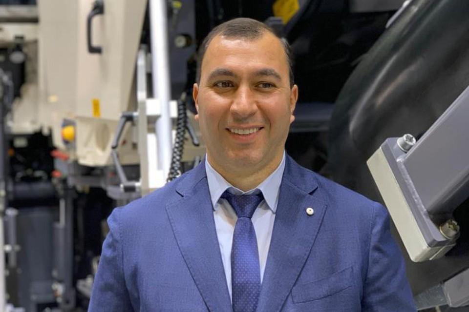 Аракелян стал депутатом ЗСО в сентябре. Фото: vk.com/armanarakelyan