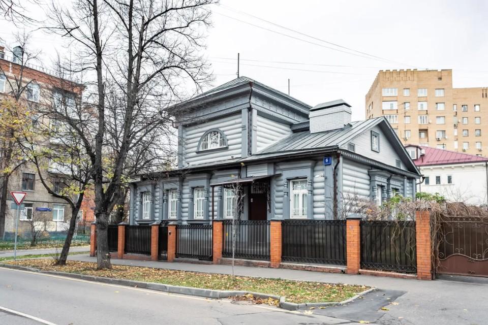 В Москве продают старинный особняк. Фото: sothebysrealty.com
