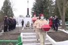 В Климовском районе Брянской области передали останки солдат Великой Отечественной войны