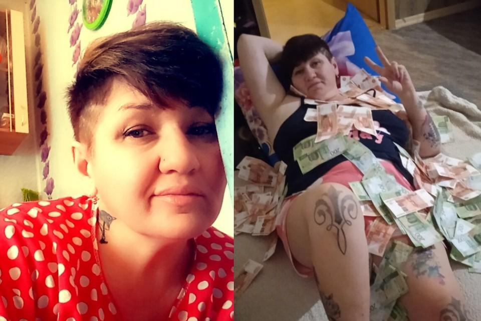 Скандальная селянка убедила экспертов, что тусовки и татуировки не мешают ей быть хорошей матерью. Фото: Соцсети