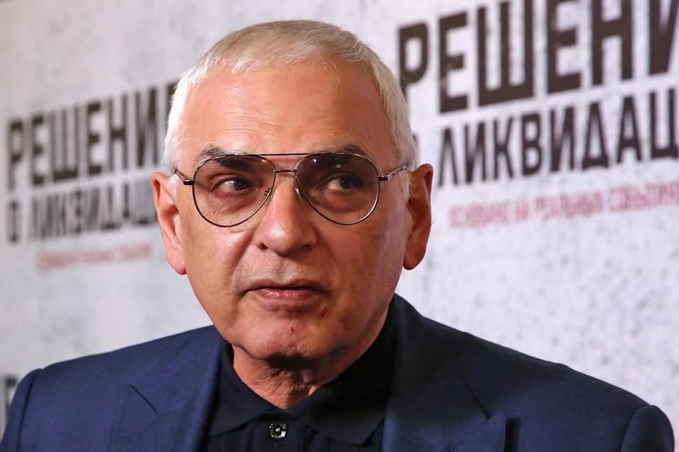 Режиссер Карен Шахназаров