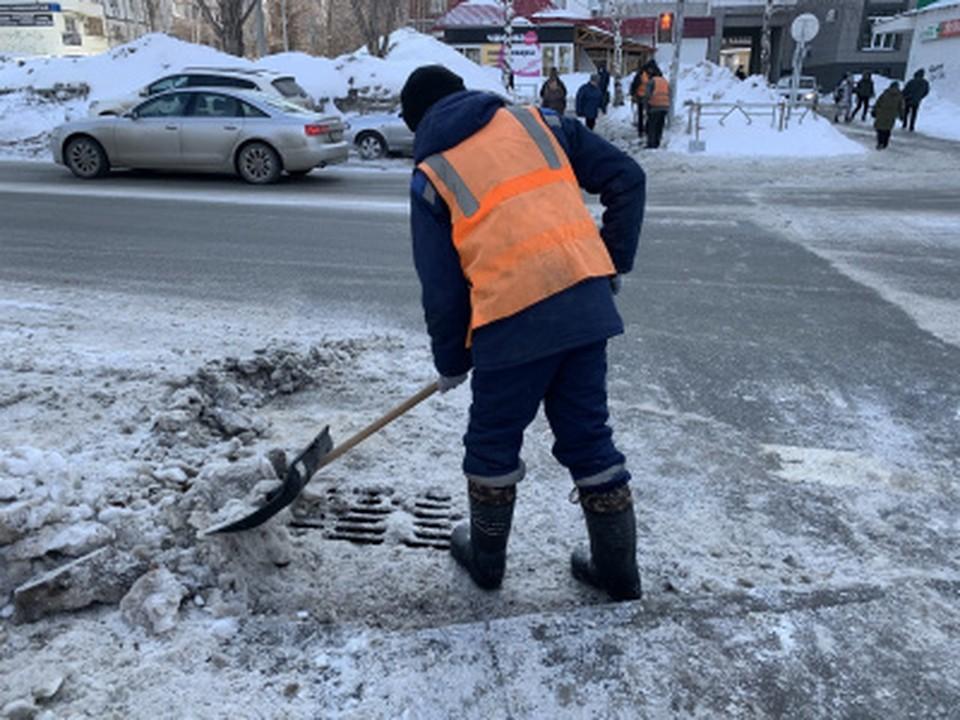 Как только позволят погодные условия – начнет сходить снег, в Самаре планируется начать комиссионные осмотры ранее отремонтированных дорог Фото: администрация Самары