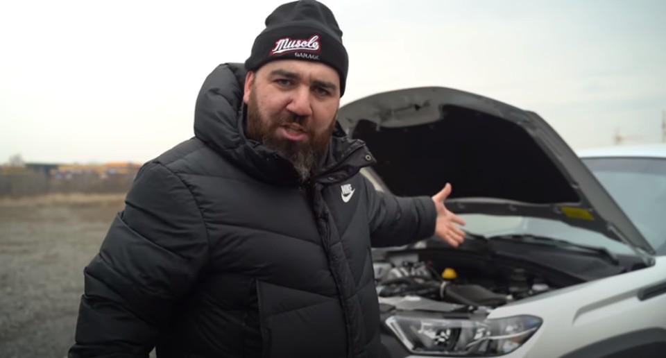 """Марат """"Борода"""" имеет более 2 миллионов подписчиков на своем ютуб-канале Фото: скриншот с видео"""