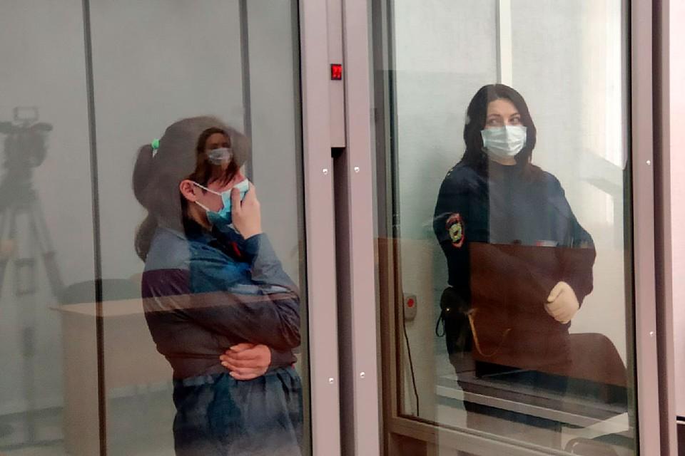 """3 года и 7 месяцев колонии общего режима сегодня назначил Автозаводский районный суд Тольятти Зинаиде Проскуриной. Фото: предоставлено волонтерской организацией """"Право на счастье"""""""