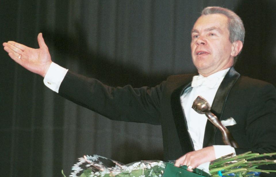 Хореограф Владимир Кирсанов умер от осложнений после коронавируса. Фото: Александра Яковлева (ИТАР-ТАСС).