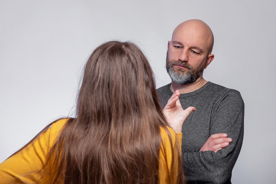 Отец девочки продолжает настаивать на своей правоте, ссылаясь на свободу слова.