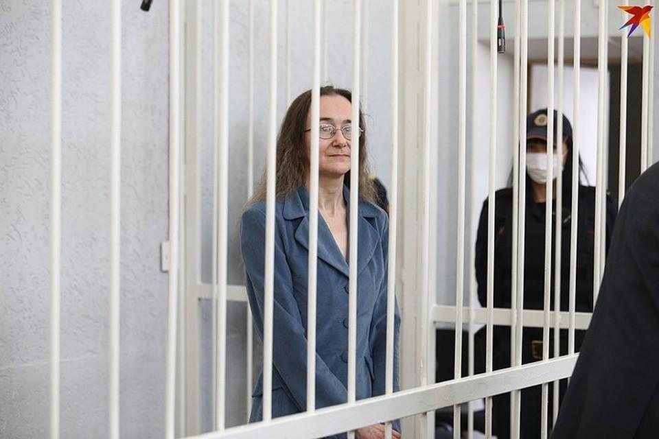 Ольга свою вину признала частично.