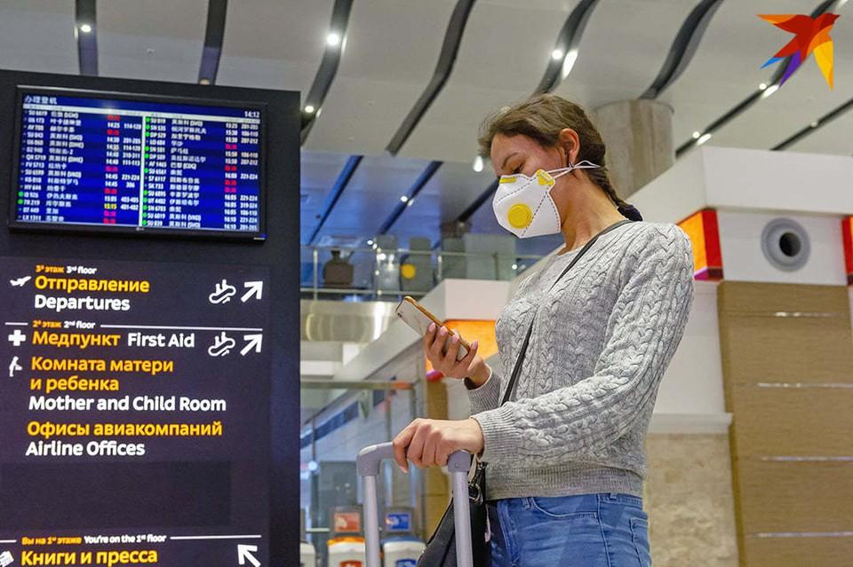 При въезде в Украину иностранцев и граждан страны обязали с 22 марта предъявлять ПЦР-тест.