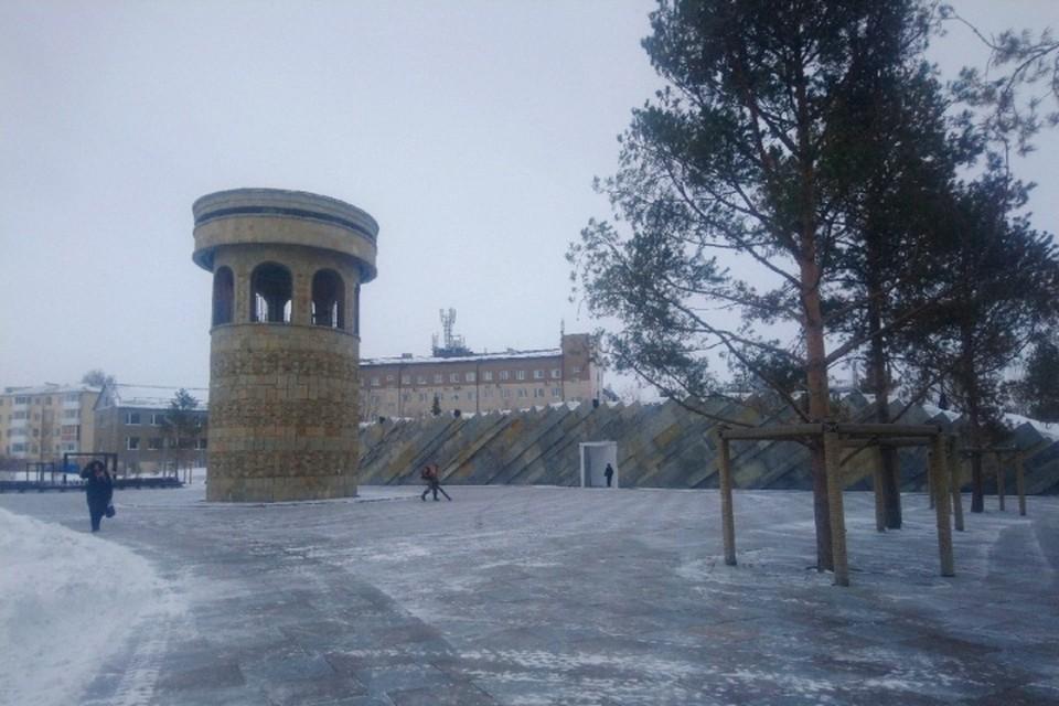 Как выглядит место, где располагался ТЦ «Зимняя вишня»