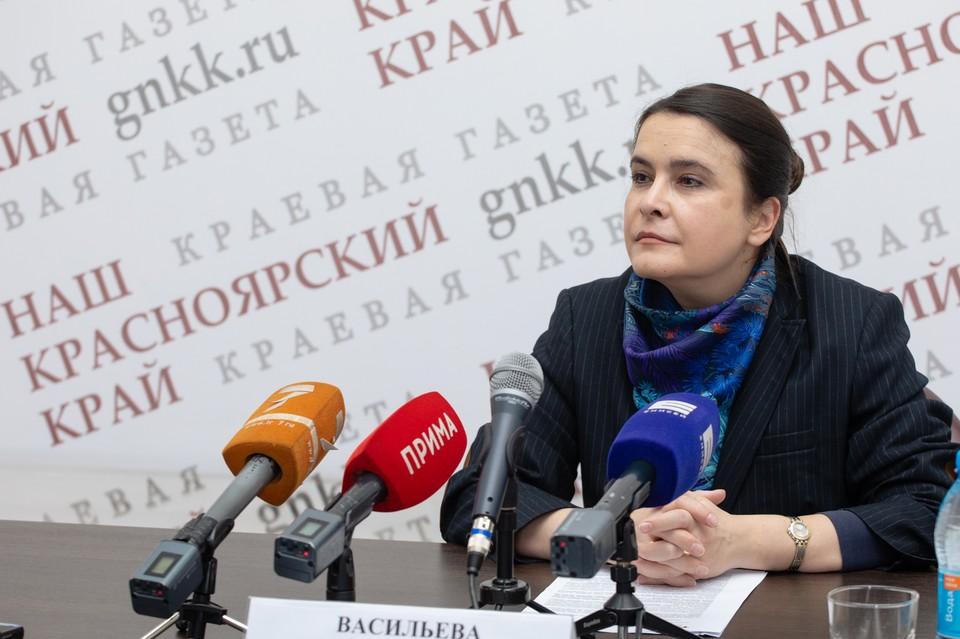 Виктория Васильева. Фото: пресс-служба компании
