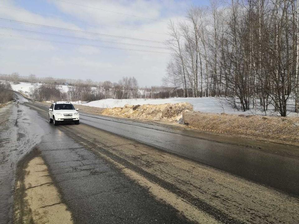 Специалистам предстоит отремонтировать участок длиной 11 км от Лыскова до границы района.