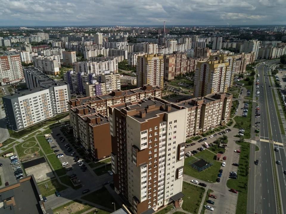 Калининград пользуется большой популярностью у жителей других регионов России.