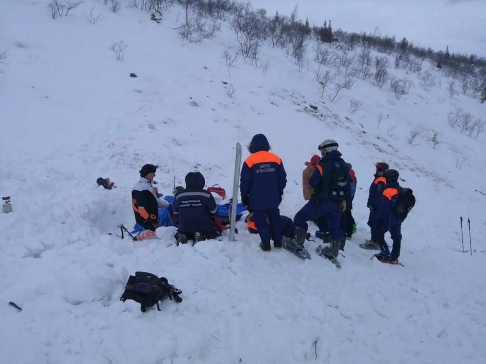 По мнению следователей, руководитель тургруппы допустил ошибки, которые стоили жизни ребенку. Фото: МЧС по Мурманской области