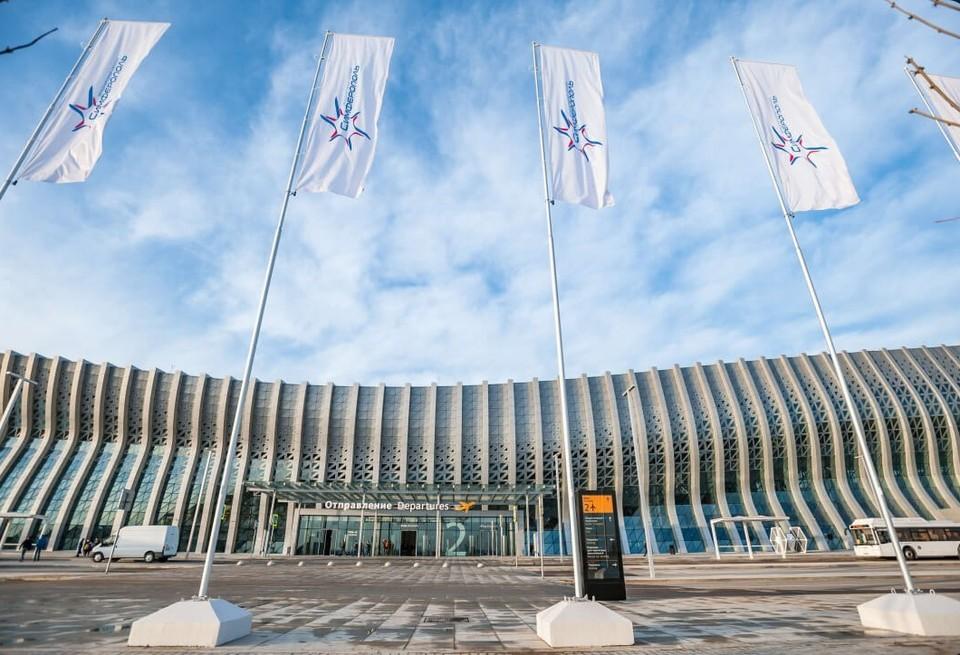 С 28 марта симферопольский аэропорт переходит на летнее расписание. Фото: пресс-служба аэропорта Симферополь