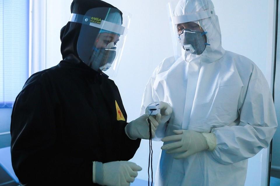 В Красноярске за сутки от коронавируса скончались 12 человек