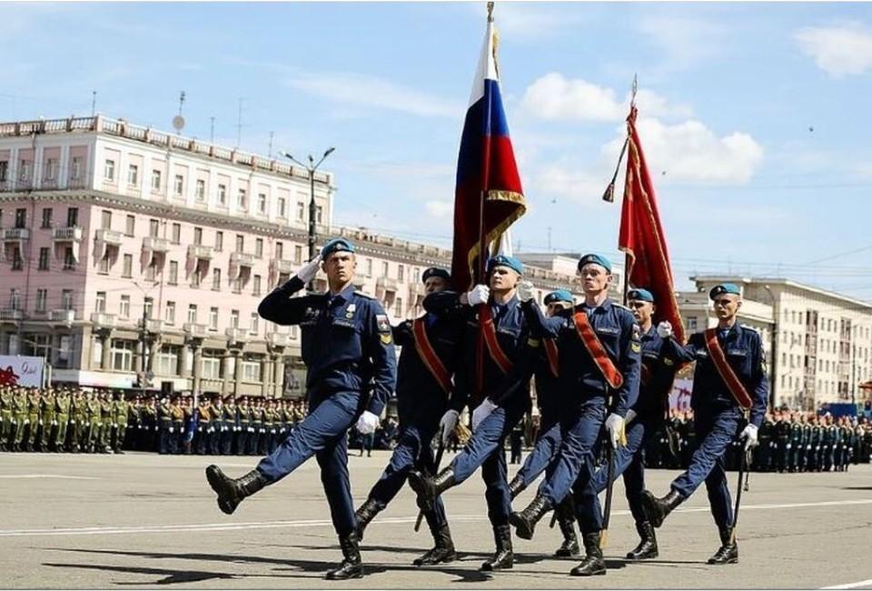В этом году Парад Победы состоится.