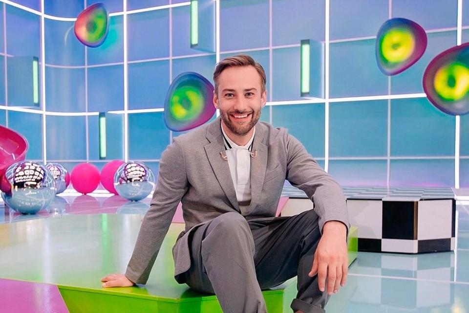 Первый гость Дмитрия Шепелева в новых сериях шоу «Ты как я» — Тимати с дочкой.