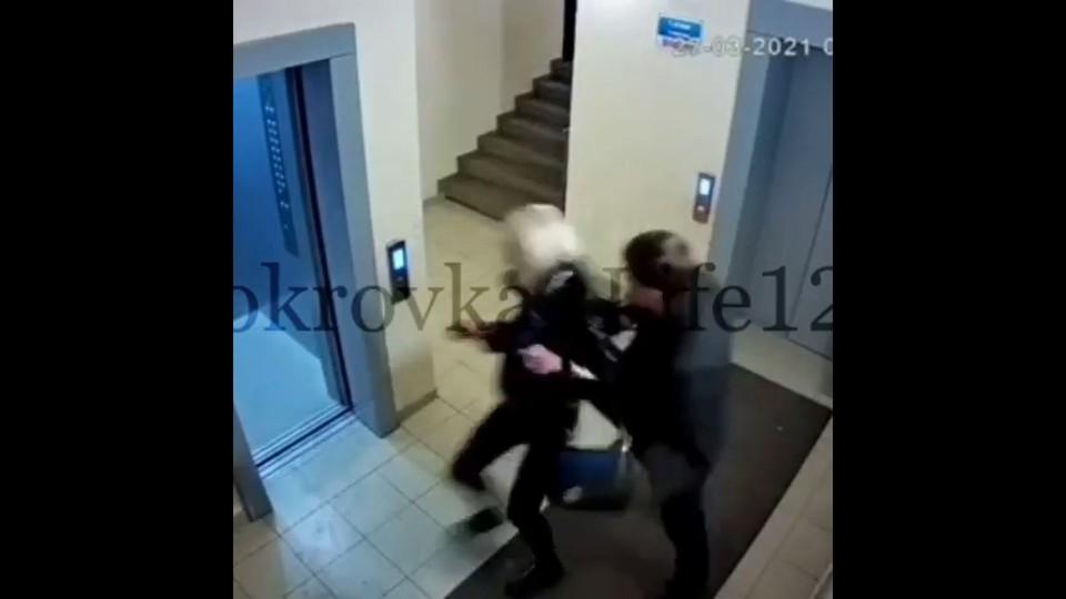 Фото: скриншот из видео pokrovka_life124