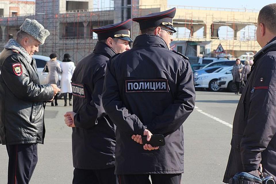 Полицейские задержали рецидивиста