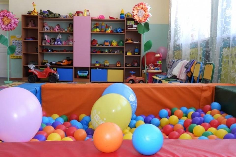 Ясли открыли в детском саду Иннокентьевки В Хабаровском крае